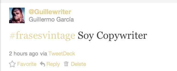Soy Copywriter