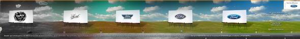 Email a la BBDD de Ford para comunicar el lanzamiento del nuevo Ford.es