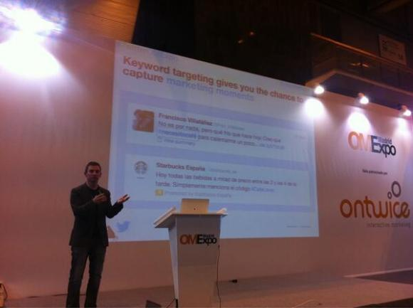 Twitter Ads Conference at # OMEXPO 2013