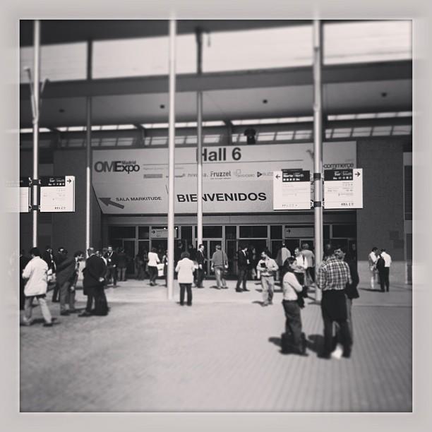 Bienvenidos a #omex2013