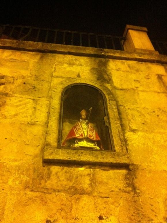 San Fermín patrón del encierro creativo del #10diac